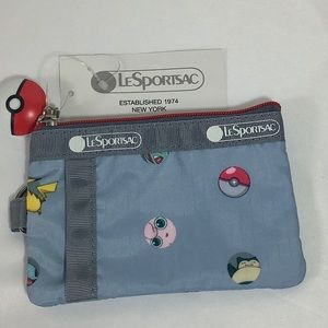 NWT Limited Edition ID Card Case Pokémon